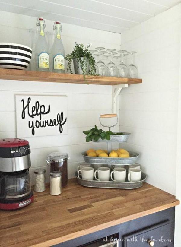 Storage Friendly Organization Ideas For Your Kitchen