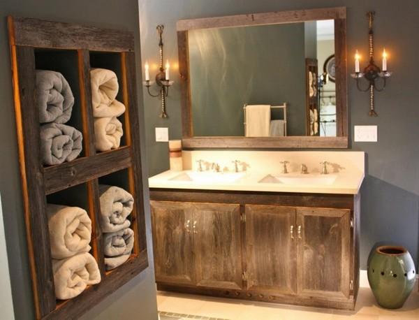 18 Beautiful Country Bathroom Design And Decor Ideas You