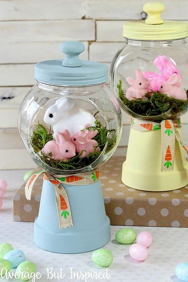 Amazing easter decorations that you 39 ll love to make at for How to make easter decorations for the home