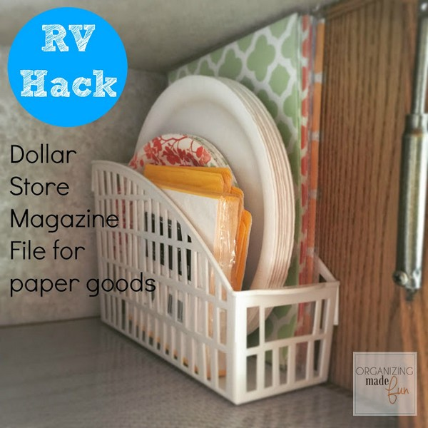 Dollar Store Kitchen Organization: 18 Dollar Store Kitchen Organization Hacks You Can Pull