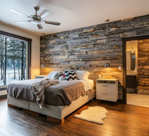 Diy Wood Pallet Wall Ideas And Paneling Page 2 Of 4 Easy Pallet Ideas