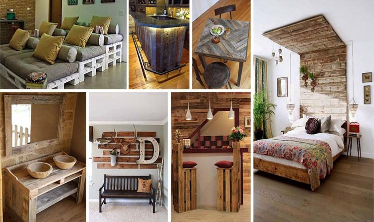 turning pallets into furniture. 22 Fascinating Ways Of Turning Pallets Into Unique Pieces Furniture - The ART In LIFE I