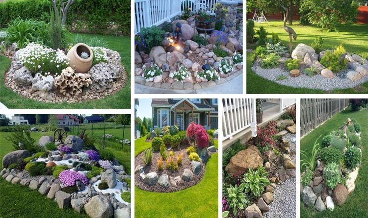 16 Gorgeous Small Rock Gardens You Will Definitely Love To Copy   The ART  In LIFE