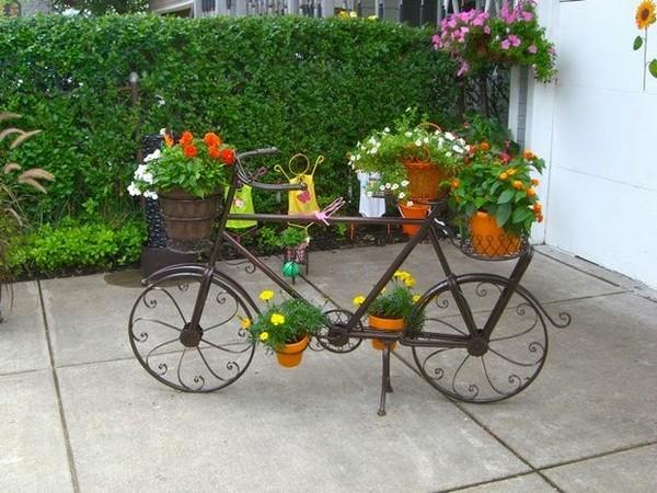 Superior Bicycle Planter Idea. Garden Planters