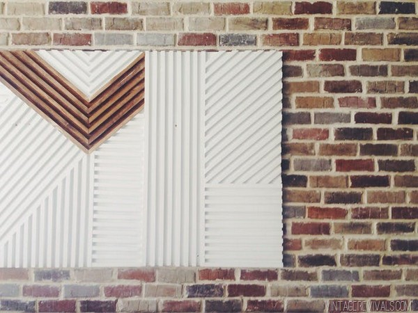 Diy Wall Art That Looks Expensive : Easy diy projects that will make your home look