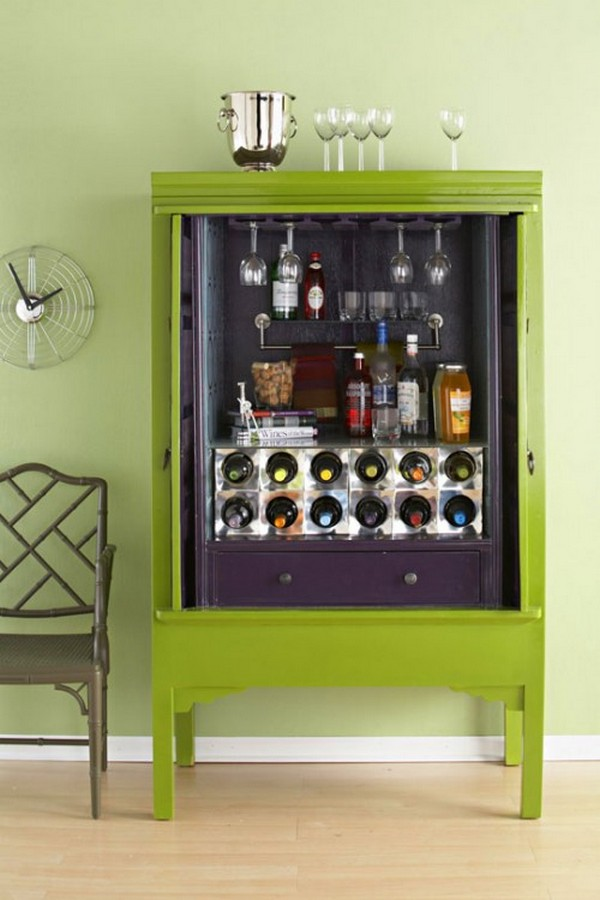 Awesome Home Bar Ideas That You Can Create Even In Small Space - The ...