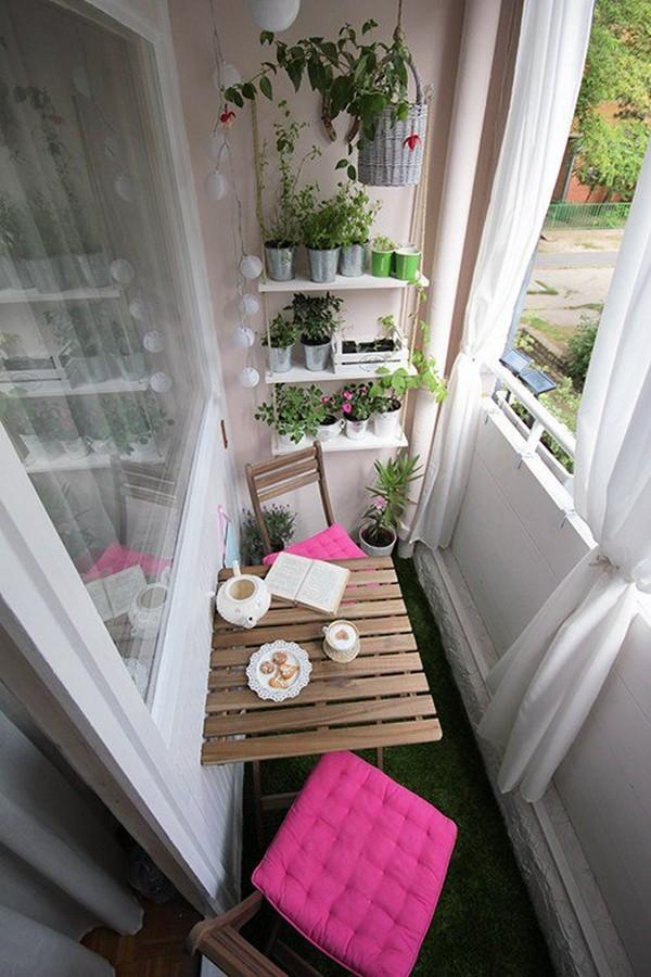 Как превратить балкон в уютное и комфортное место для жизни.