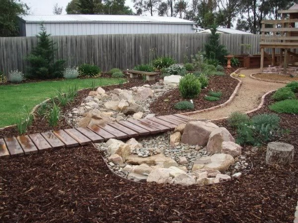 15 Stunning Dry Creek Landscaping Ideas That You Will Love ...