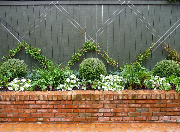 Brilliant Diy Garden Decor Ideas With Old Bricks To Save