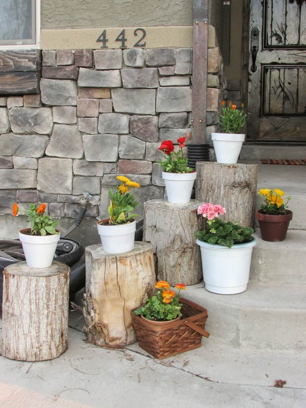 14 Genius Ways To Repurpose Galvanized Buckets And Tubs: 20 Cool Summer Porch Decorations To Inspire You This