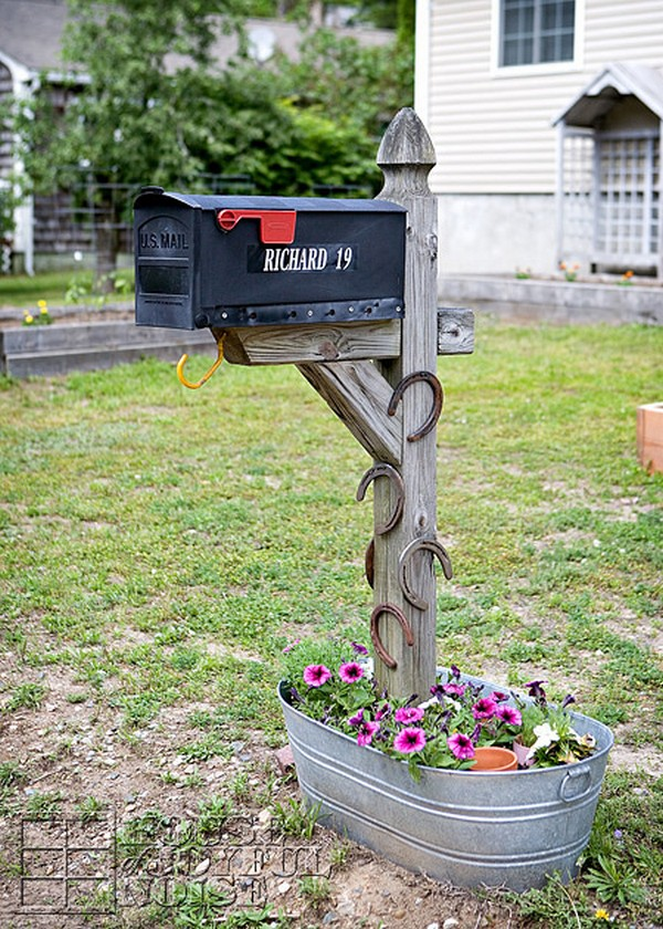 The best ways to make big changes to your home 39 s exterior for Best mailbox design