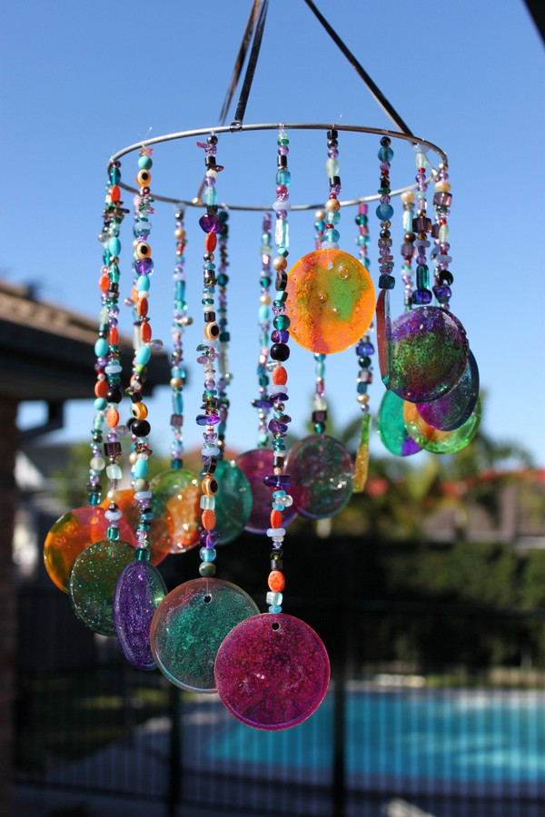 17 Relaxing Wind Chimes Ideas To Beautify Your Backyard