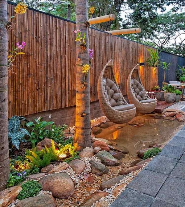 17 Wonderful Bamboo Fences Ideas To Beautify Your Outdoors ...