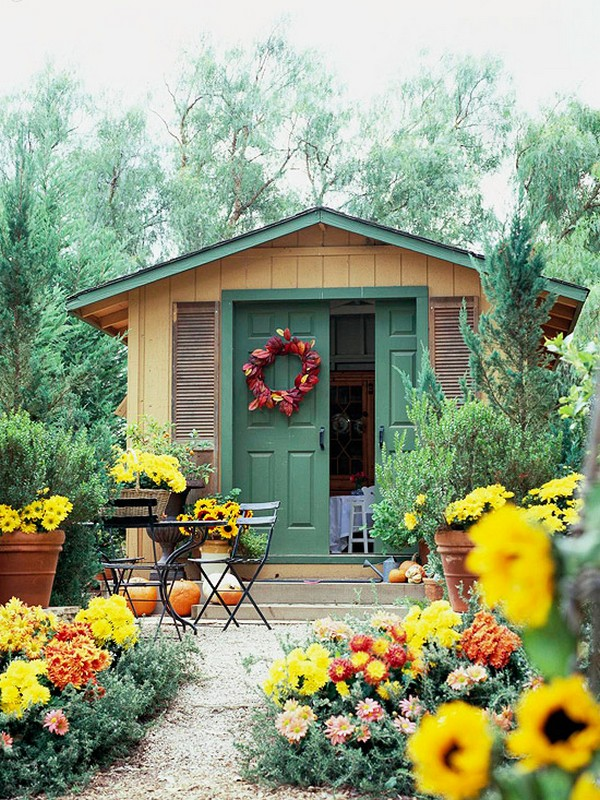 Gardens Shed