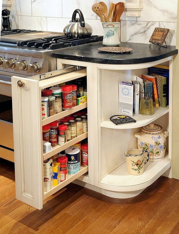 Coolest Spice Rack Ideas For Your Kitchen Decoration The