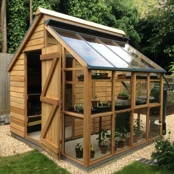 15 Creative Diy Small Storage Shed Projects For Your Garden The Art In Life