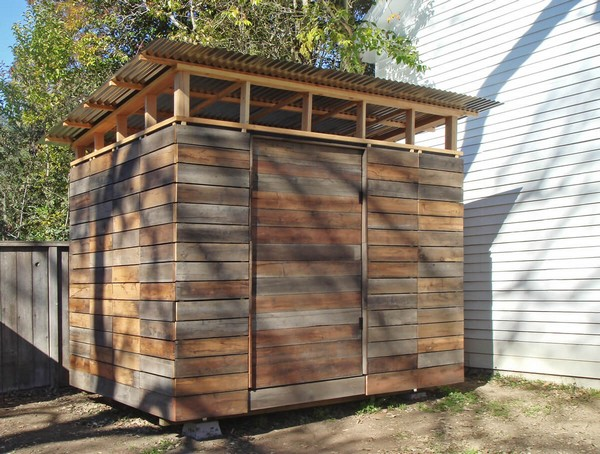 15 Creative DIY Small Storage Shed Projects for your ...