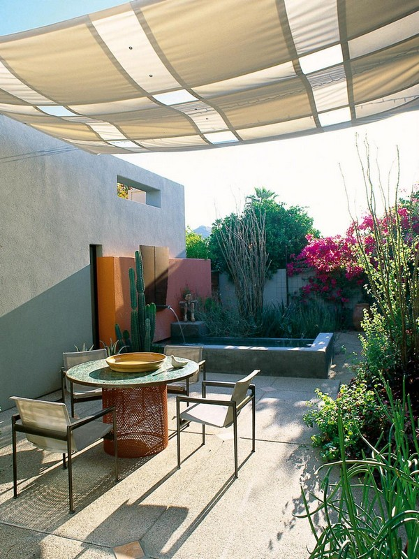 16 Easy DIY Backyard Sun Shade Ideas for your Backyard or ...