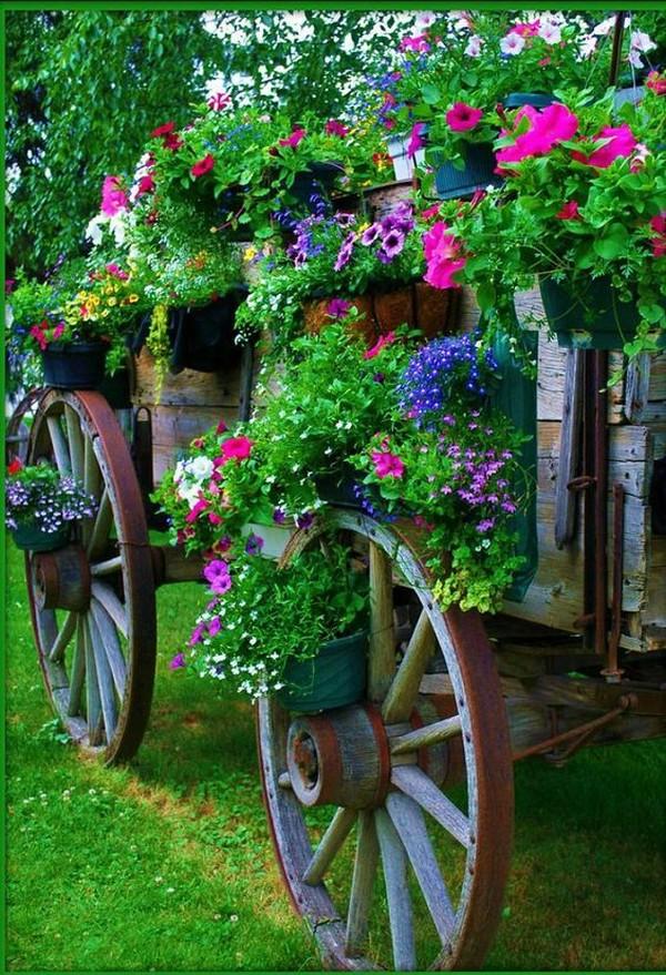 6. Western Flower Pot