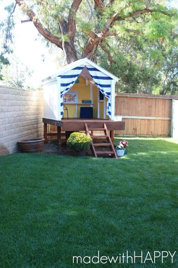 18 Exciting DIY Backyard Ideas For Your Children To Play ...