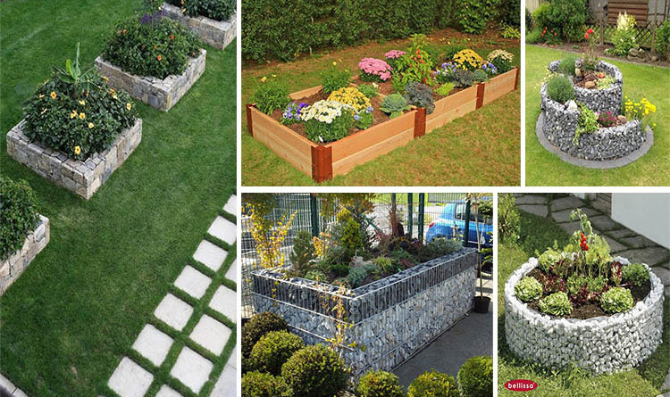 16 Amazing and Cool Raised Garden Bed Ideas For Your Backyard - The ...