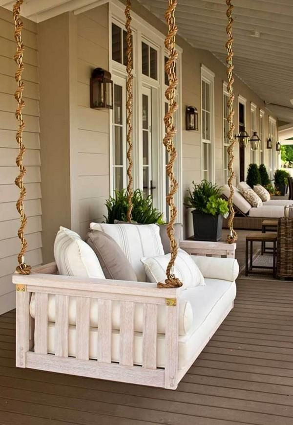20 Amazing Farmhouse Rustic Porch Decor Ideas - The ART in ...