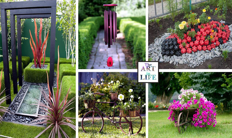 17 Gorgeous Backyard Decorations That Can Give Your Garden A