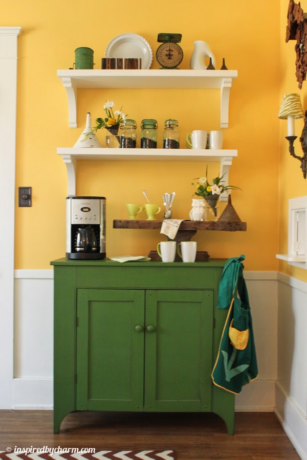 15 great home coffee station ideas for your morning buzz