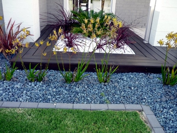 Diy Stone Decor To Make Your Garden Look Like A