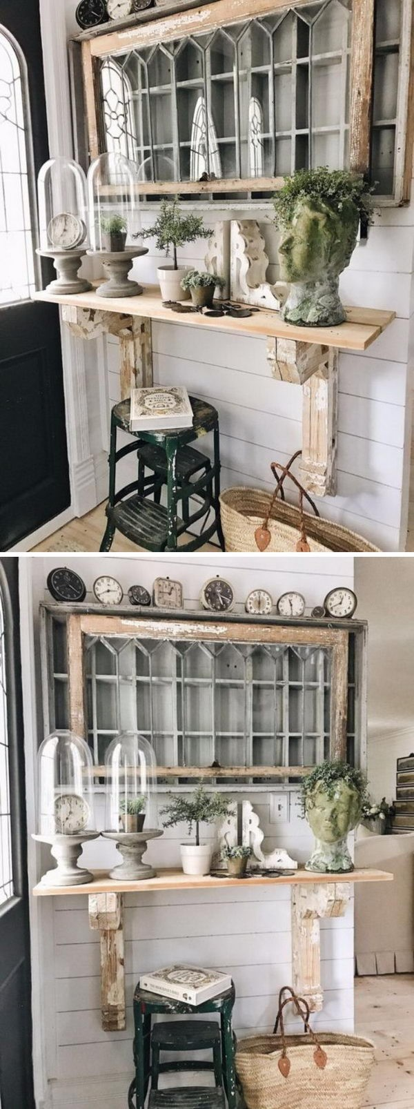 16 easy and creative diy corbels home decor projects the - What is farmhouse style ...