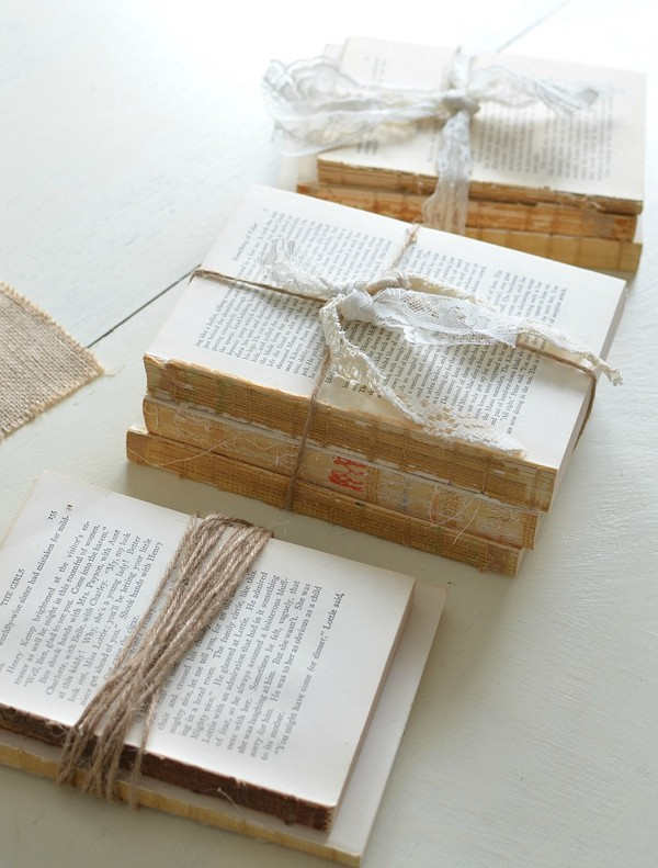 22 Outstanding Diy Craft Ideas To Make With Old Books The Art In Life
