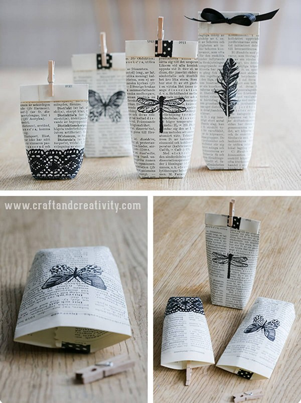 22 Outstanding Diy Craft Ideas To Make With Old Books