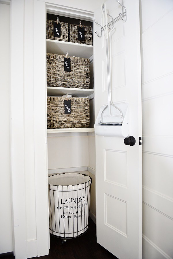 16 Simple Farmhouse Storage Ideas Your Home Needs Right