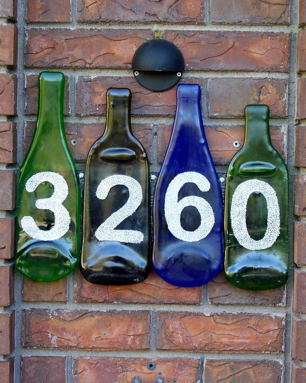 Amazing DIY House Number Ideas That Are Easy To Create