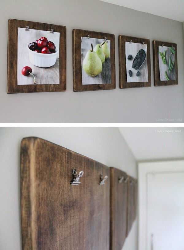 kitchen wall decor awesome ideas for kitchen wall decor with wall | 20 Gorgeous Kitchen Wall Decor Ideas to Stir Up Your Blank ...