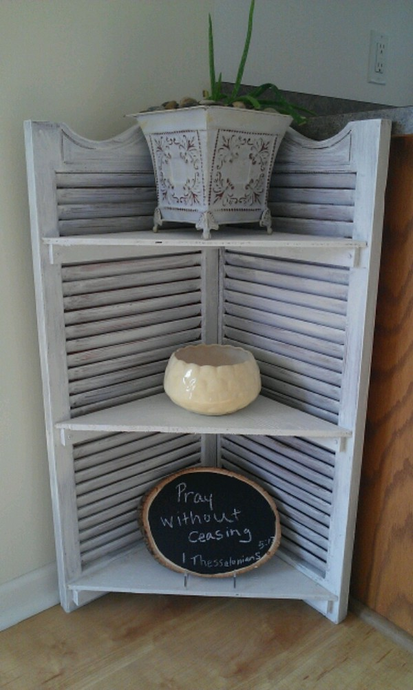Mug Rack Repurpose