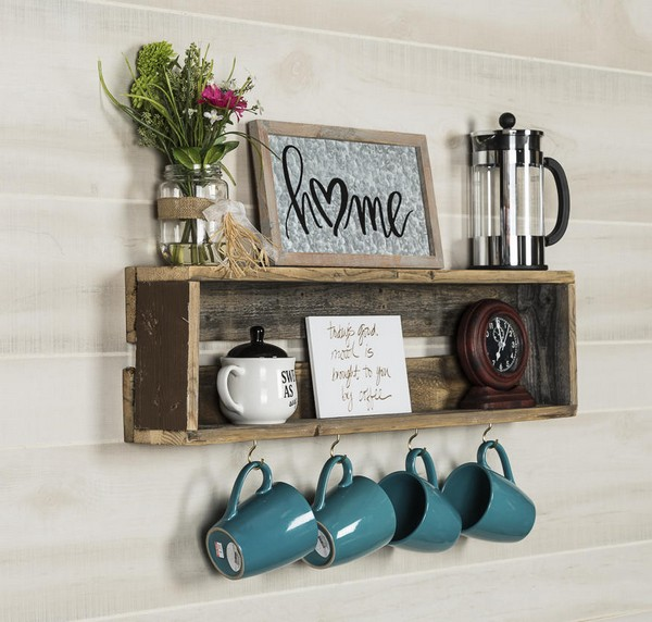 15 Exceptional DIY Coffee Bar Ideas For Your Cozy Home
