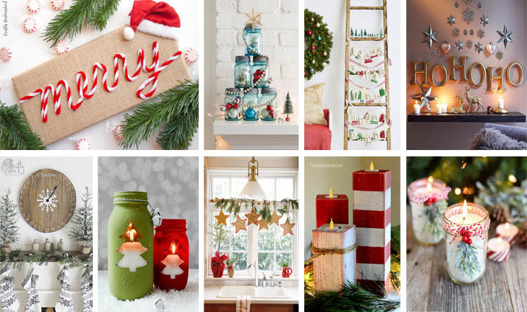 Amazing DIY Christmas Decorations That Are Merry and ...