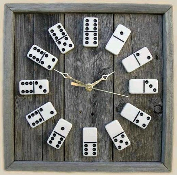 Diy Clock Ideas: Brilliant DIY Clock Ideas With Recycled Items For Your