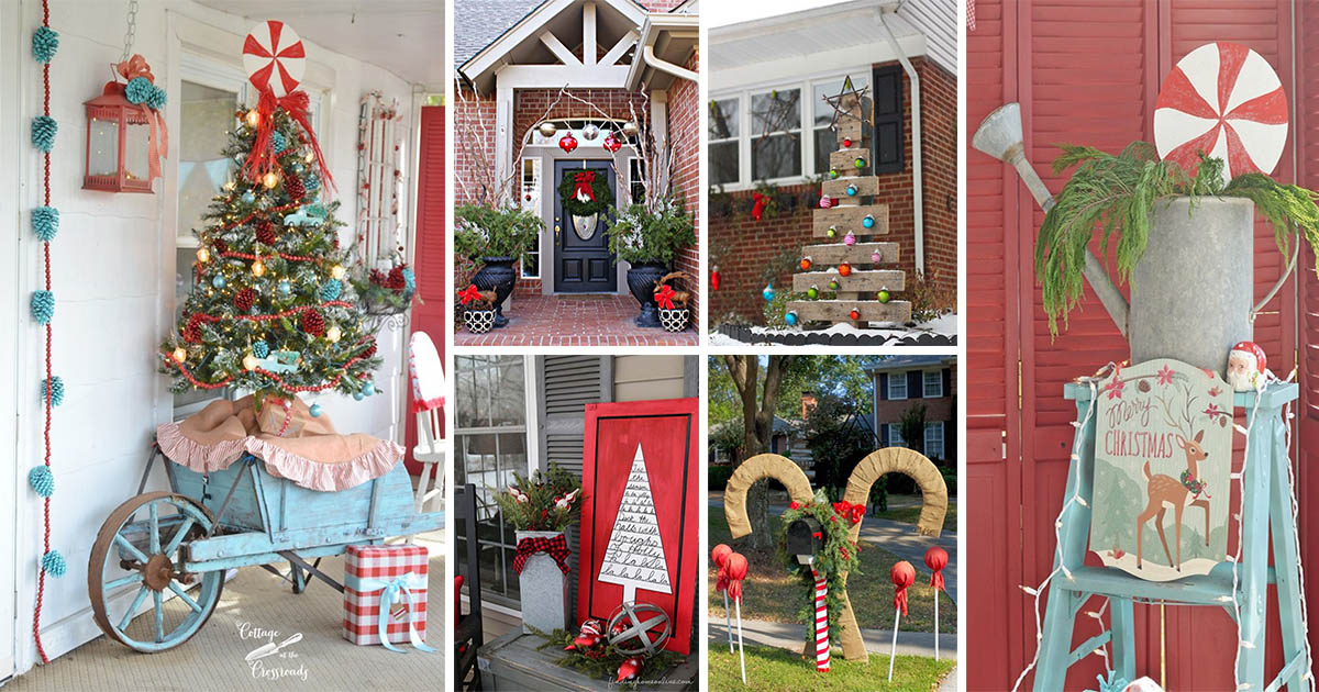 Outdoor Christmas Decorations Candy Canes Classy Absolutely Stunning Outdoor Christmas Decoration Ideas For Your Inspiration