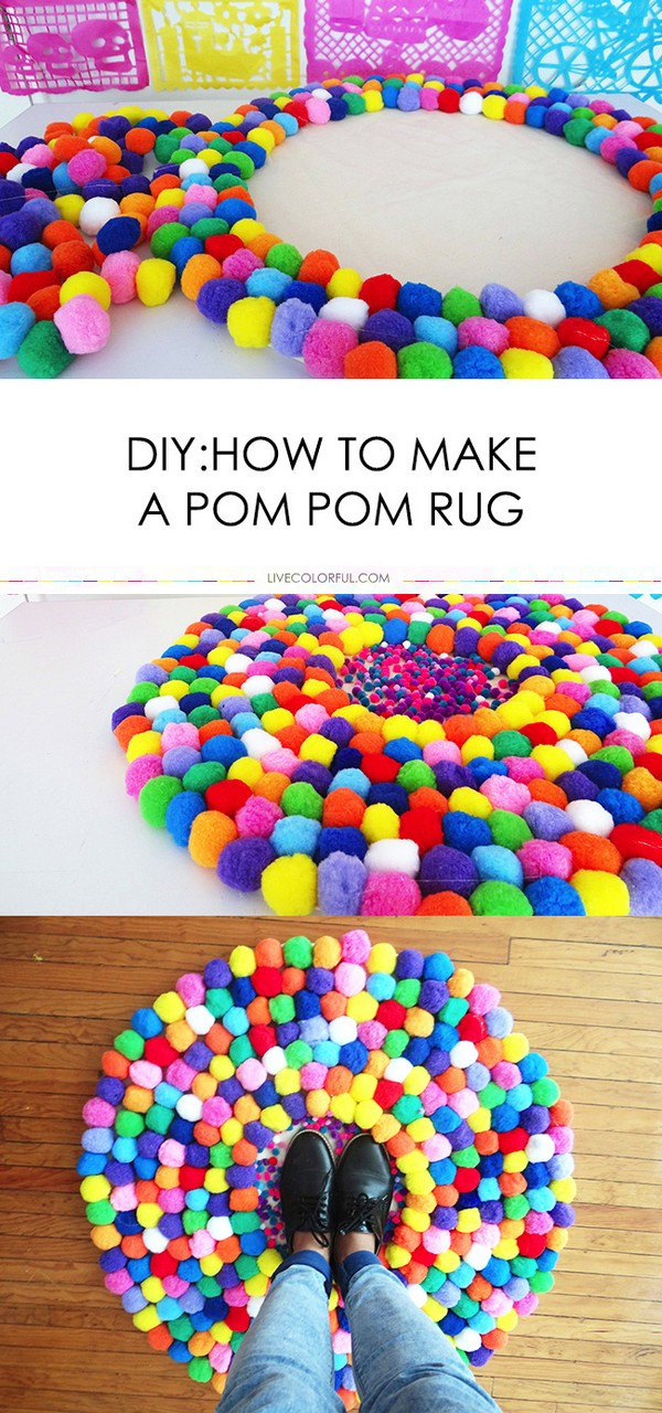 Cheap Ways to Spice Up Your Interior with DIY Rug Ideas ...