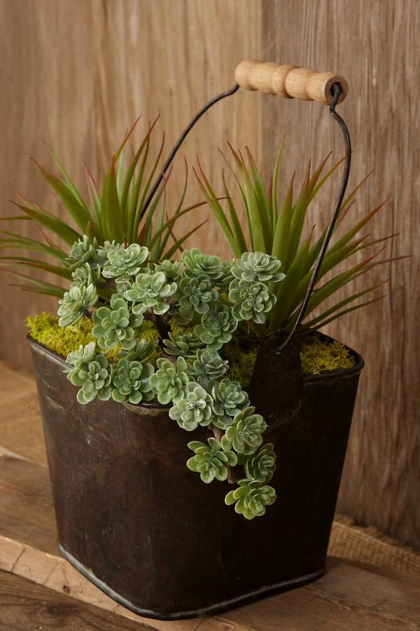Fill Your Home With Glamorous Simple DIY Succulent ...