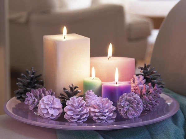 amazing purple chrismas decor - Purple Christmas Decorations Ideas