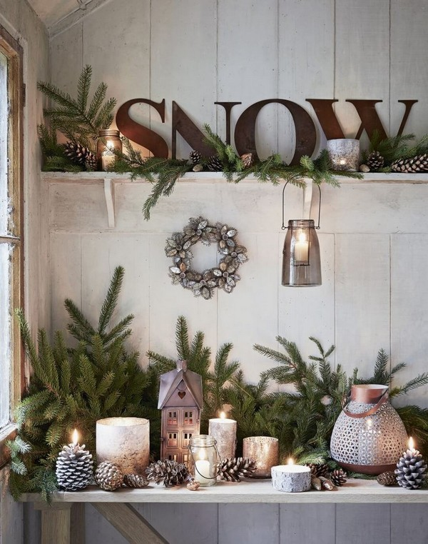 Rustic Decorating