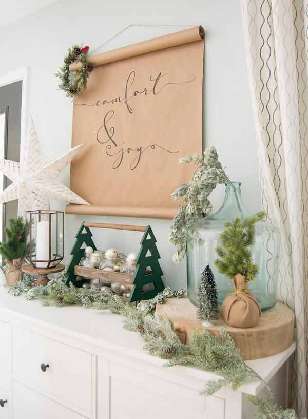 amazing winter rustic decorating ideas that still work after christmas the art in life