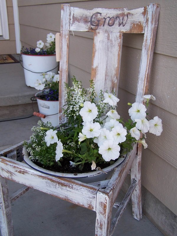 Rustic Spring Porch Decor Ideas to Make Your Home Bloom ...