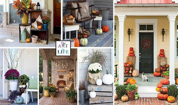 15 Beautiful Fall Porch Decor Ideas That Will Amaze You