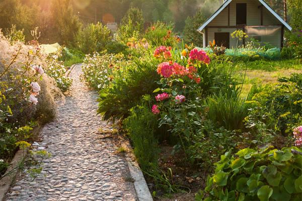 Garden Path Stepping Stones 02