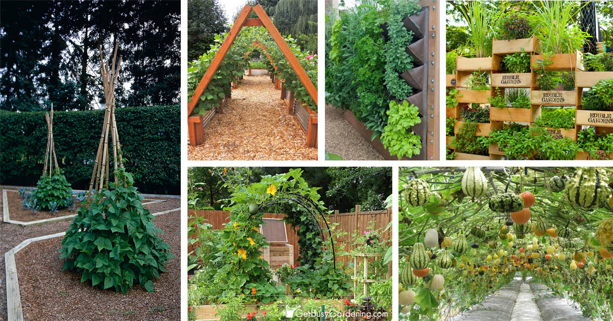 10 Gorgeous Vertical Gardening Beds To Grow Your Own ...