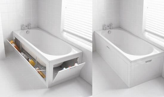 Clever Built Ins Storage 8